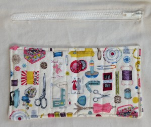 sac Barracuda couture poche intérieure